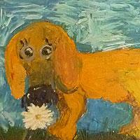 «Человек собаке друг»: искусство во имя братьев наших меньших (Новосибирск)