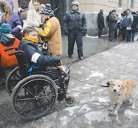 Зоозащитники обратились сегодня к московским властям