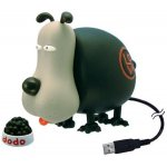 USB-собака будет рада вашему приходу