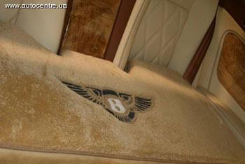 Владельцы Bentley порадуют своих питомцев специальными ковриками