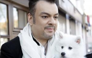 Филипп Киркоров наступил на любимую собачку