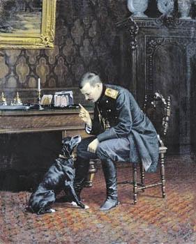 Русские писатели-классики о собаках