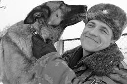 Собака по-прежнему остается лучшим другом пограничника