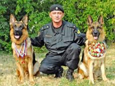 Четвероногий спецназ (Ульяновск)