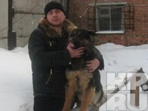 В Красноярском крае собака помогла раскрыть преступление