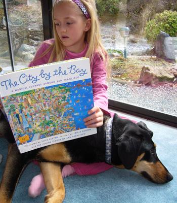 Второклассников научат читать собаки
