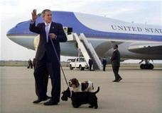 Владимир Путин – Джорджу Бушу-младшему: «Моя собака больше твоей»