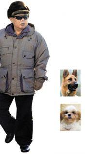 Лидер Северной Кореи не жалеет денег на собак