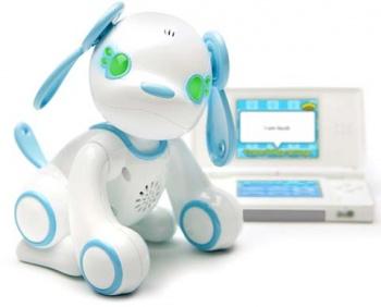 Робот-собака для Nintendo 3DS