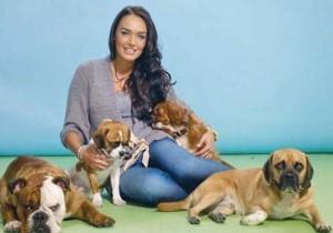 Тамара Экклстоун сделает в своем доме спа-салон для собак