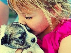 Дети без родителей дарят любовь собакам без хозяев (Нижний Тагил)