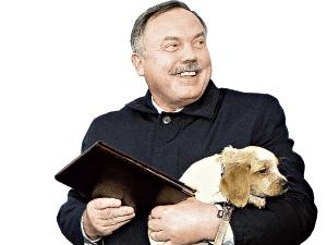 Таможенникам России и Беларуси подарили щенков за две тысячи евро