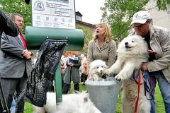 На улицах Магадана скоро появятся европейские приспособления для собак