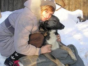 Украинская школьница за свой счёт вылечила 200 собак
