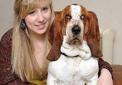 В Великобритании собака вызвала себе скорую помощь