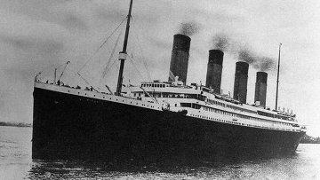 О собаках на «Титанике» (в память о катастрофе) (США)