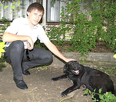 Чтобы встретиться с хозяином пёс шёл в неизвестном направлении 10 км (Краснодарский край)