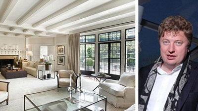 Разбогатевший на зоотоварах миллиардер из России заплатил 1 млн. долларов за аренду особняка в Великобритании